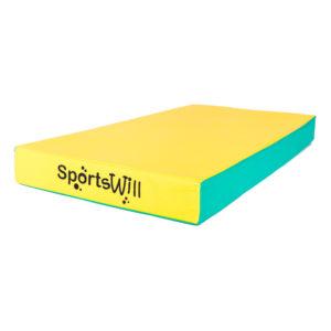 800 Мат SportsWill 100 х 50 х 10 зел