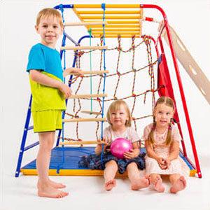 Детские спортивные комплексы для малышей