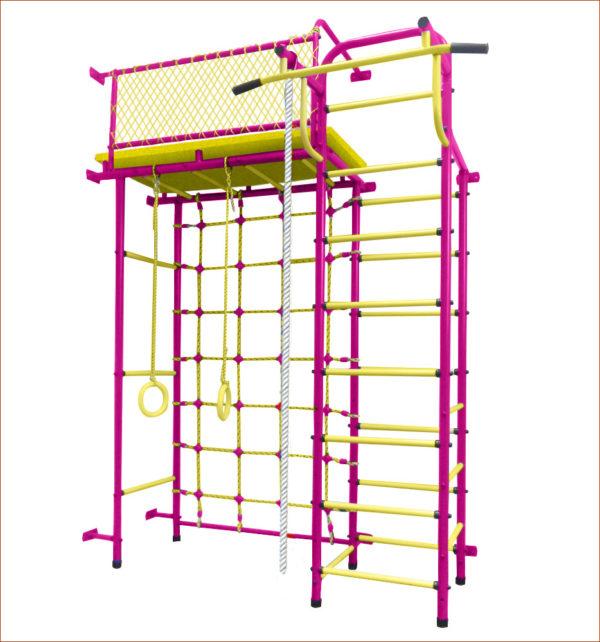 Пионер 10СМ пурпурно-желтый