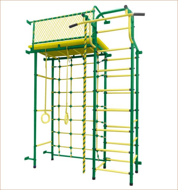 Пионер 10СМ зелено-желтый