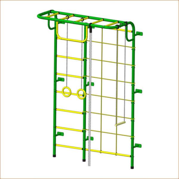 Пионер С104М зелено-желтый