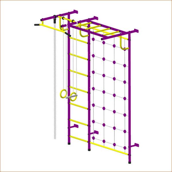 Пионер С4СМ пурпурно-желтый