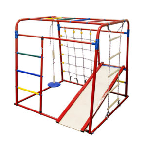 Спортивный комплекс Формула здоровья Start baby 1 Плюс красный-радуга