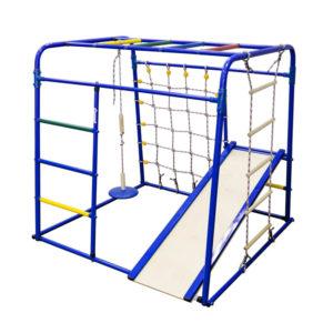Спортивный комплекс Формула здоровья Start baby 1 Плюс синий-радуга